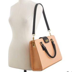 EUC {JCrew} edie attache purse